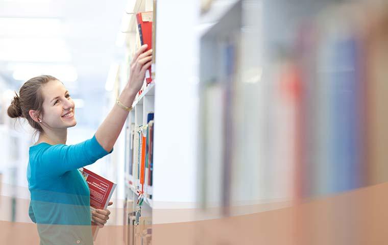 Droit bibliothèque